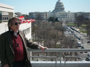 Tom at the Capitol