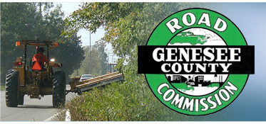 Genesee County Road Commission Logo