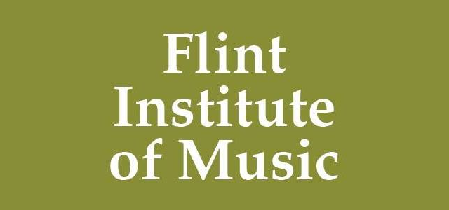 Flint Institute of Music Logo